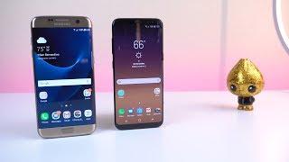 Galaxy S8 vs Galaxy S7 edge: Worth the upgrade?