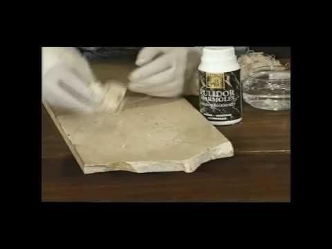 Limpiar encimera marmol