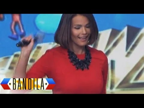 WATCH : Iza Calzado to replace Anne Curtis in 'Showtime'