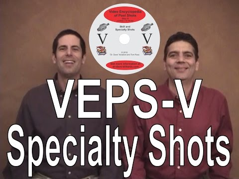 VEPS V - Skill and Specialty Shots DVD