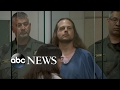 Portland stabbing suspect Jeremy Christian appears in court