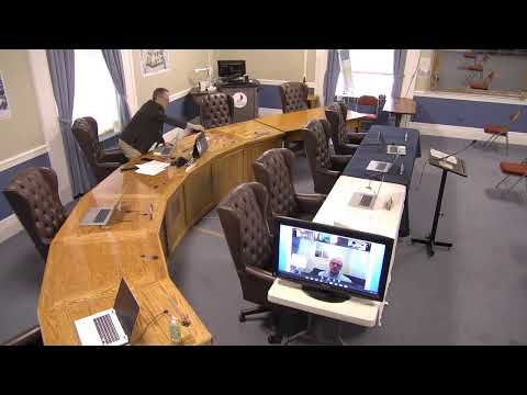 City of Plattsburgh, NY Meeting  3-26-20