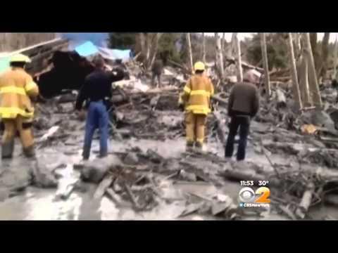 Massive Mudslide Buries Washington Neighborhood