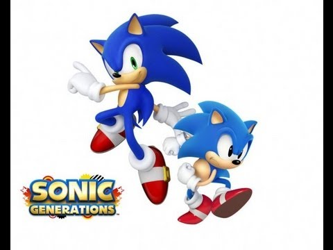 Sonic Generations: Modern Era Trailer