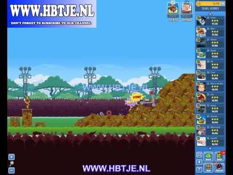 Angry Birds Friends Tournament Week 81 Level 1 High Score 87k (tournament 1)