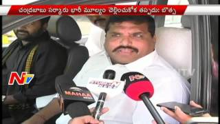 Face to face with Botsa over MLA Roja's suspension