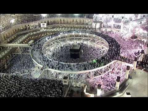 HD | 26th Night Makkah Taraweeh 2013 Sheikh Mahir