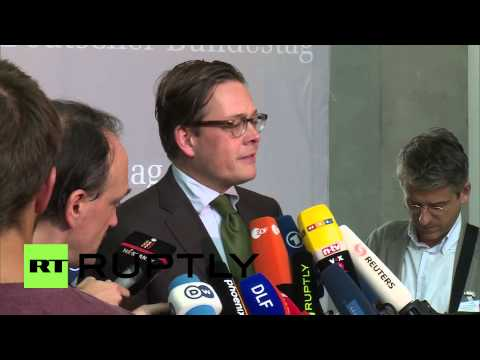 Germany: Ex-NSA employees discuss spying at inquiry