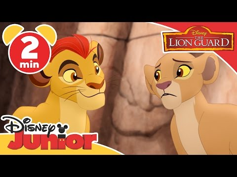 The Lion Guard | Can't Wait to Be Queen | Disney Junior UK