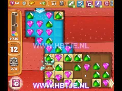 Diamond Digger Saga level 100