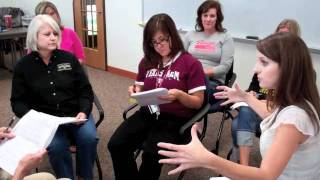 Socratic Seminar Demonstration (Grapevine-Colleyville ISD)