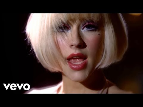 Christina Aguilera - I'm a Good Girl (Burlesque)