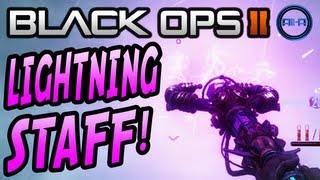 """LIGHTNING STAFF!"" ORIGINS Zombies! ""HOW TO BUILD"