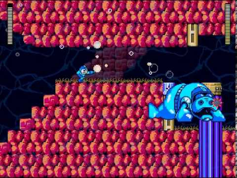 Let's Play Mega Man Dongs (Alpha) - Mega Manatee