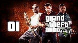 GTA V [#1] Los Santos Po Raz Pierwszy!