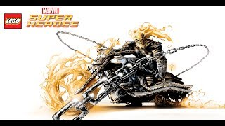 LEGO Marvel Super Heroes Unlocking Ghost Rider's