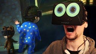 BABY GOT BACK | Among The Sleep with the Oculus Rift
