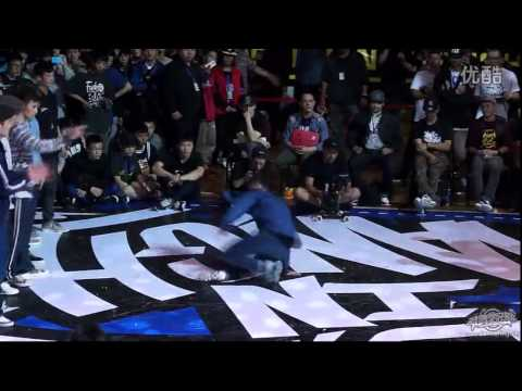 CHINA ALLSTARS VS DUST BREAKERZ | BBOY IN SHANGHAI 2014