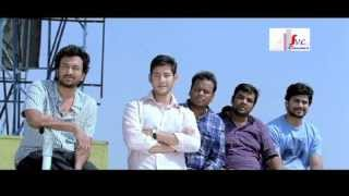 Mahesh Babu comedy dialogues- Unseen video from SVSC