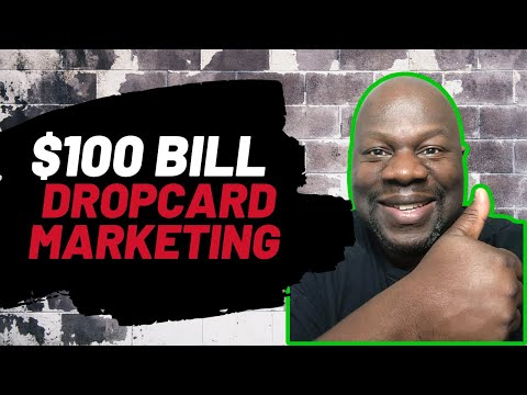 Drop Card Marketing Drop Card Marketing How to