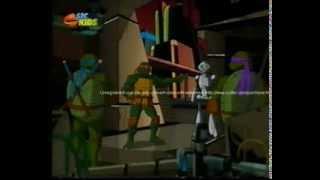 Tartarugas Ninja 2ª Temporada 1° Episodio: Tartarugas No
