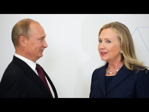 Hillary Clinton to Putin: I can go tag animals with you