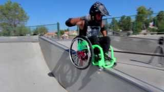 Wheelz: Airborne with a Wheelchair