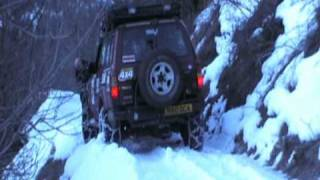 Discovery 3 LR3 Land Cruiser On Croisiere Blanche 2008