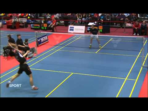 ORF Sport Bild   Badminton Austrian International Challenge 2014