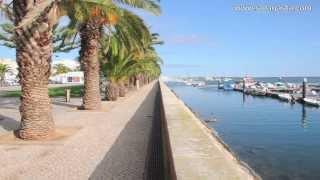 Caminhada pelas ruas e marina de Olhão (Olhão)