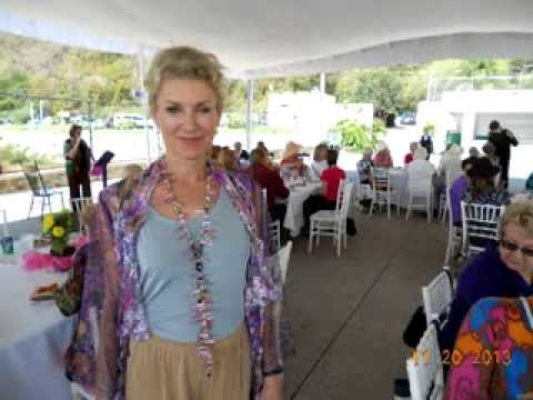 Lake Chapala Garden Club Fashion Show 2013