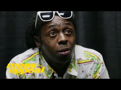 Off Tha' Wall: Lil Wayne talks Skating, Guilty Pleasures & His New Shoe Line