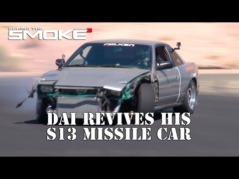 Dai Revives His S13 Missile Car - Behind The Smoke 3 - Ep 25