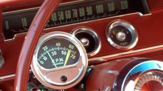 1962 Chevrolet Biscayne Classic Muscle Car For Sale