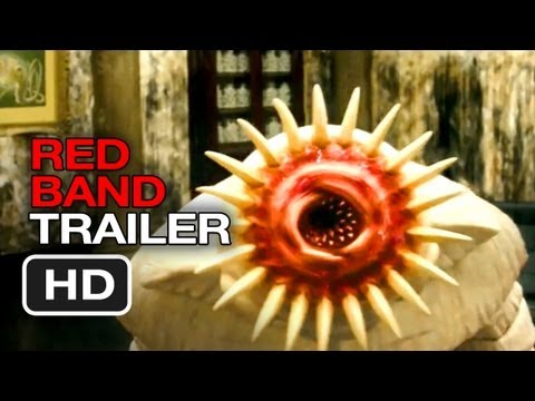 Filth Official International Red Band Trailer #2 (2013) - James McAvoy, Jamie Bell Movie HD