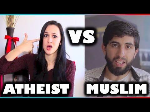 Atheist vs Muslim
