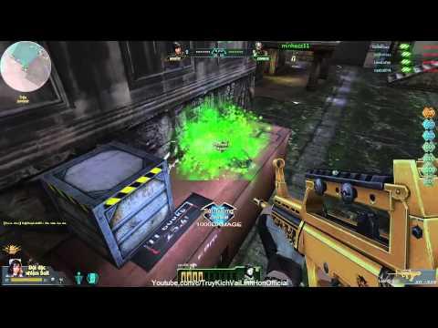[Truy Kich] Game Play: QBZ95 Gold Zombie Thành Cổ (Nhạc Hay) VaiLinhHon (Kênh Chính Thức)