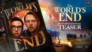 The World's End Teaser Trailer
