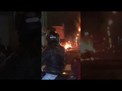 Vídeo Pálio é destruído após incêndio causado por pane elétrica em São Carlos