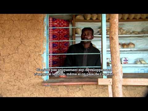 Journée mondiale des réfugiés - Un boulanger au Burundi