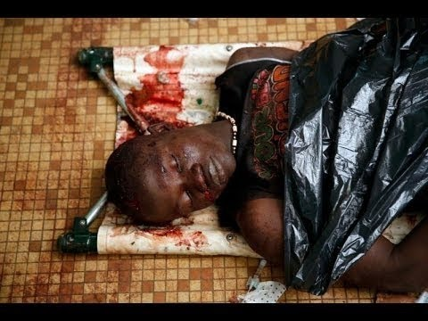 Central African Republic Bangui grenade attack kills 11 | BREAKING NEWS - 29 MARCH
