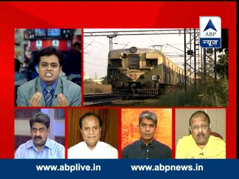 ABP News Debate: Why has Modi changed his stand over rail fares?