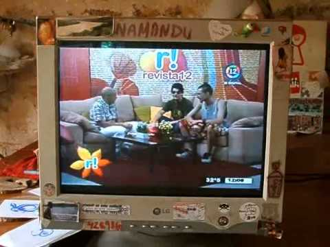 Tubicha en la tele (canal 12) festi regui 2012