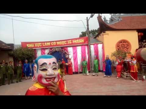 Le hoi chem lon do trong phuong va huy thinh thuc hien 2017