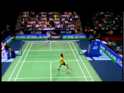 F - MS - Chong Wei Lee vs  Peter Hoeg Gade - 2011 Yonex Sunrise India Open