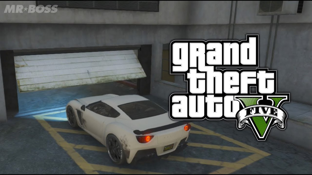 Secret spots on gta 5 map