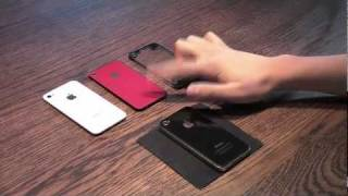 How To Change The Back Cover Of An IPhone 4/4S