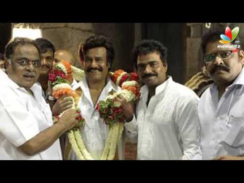 Reason behind shifting of Lingaa shooting from Karnataka to Andhra | Rajinikanth, Sonakshi Sinha