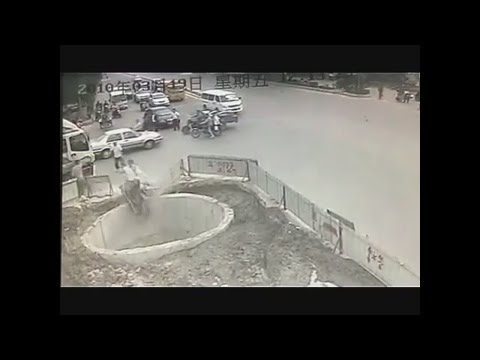 Scooter Fail