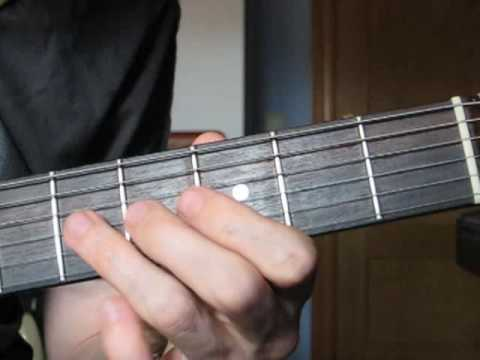 Clases de Guitarra - (55) - Rock & Roll para Muñones: Sweet Home Alabama